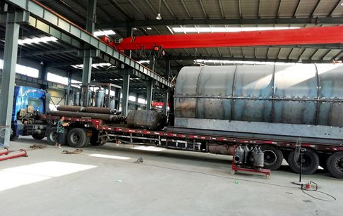 Another approved tyre pyrolysis plant project in Inner Mongolia is about to be established