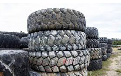 How to start a used tyre recycling business in small investment?