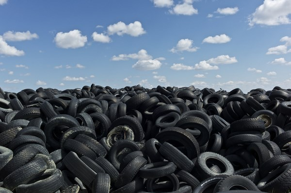 recycle tires for cash