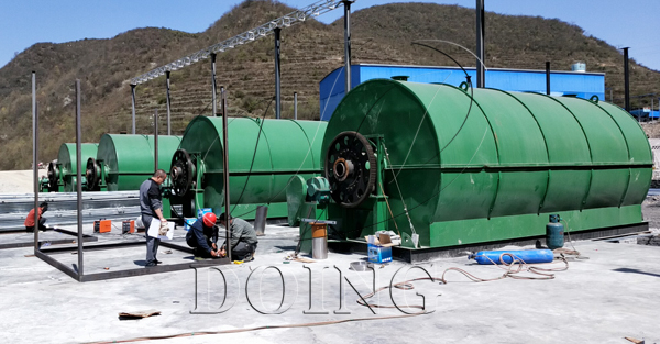 High profit business- recycling tire to fuel oil_Industry News
