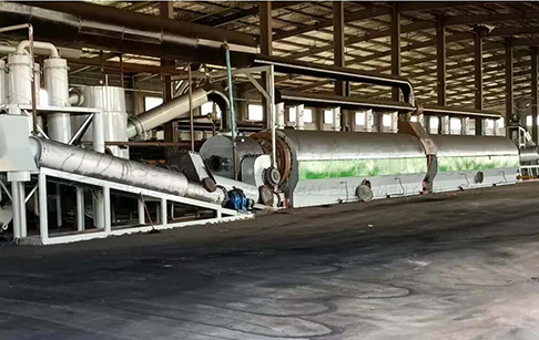 What should be done to prevent continuous tyre pyrolysis plant problems?
