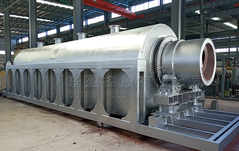 How much to invest in continuous pyrolysis machine?