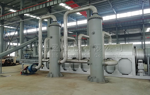 Profit analysis of fully automatic pyrolysis plant