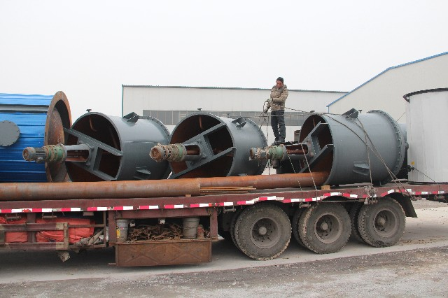Waste oil distillation machine transport to Pakistan