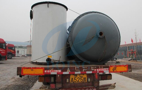 waste oil distilaltion machine
