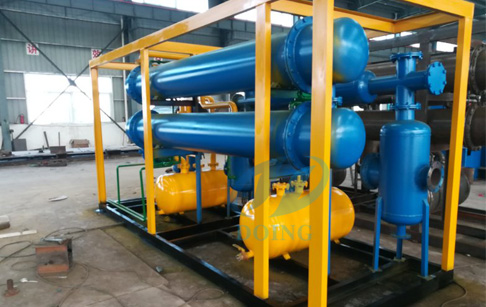 Continuous process tyre pyrolysis plant will delivery to