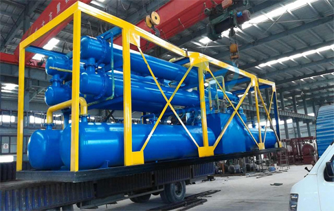 pyrolysis plant for recycling tyre